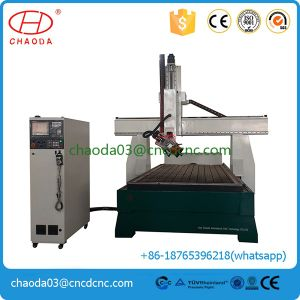 4 Axis 3D Carving Equipment Big Rotary for Sculpture Engraving pictures & photos