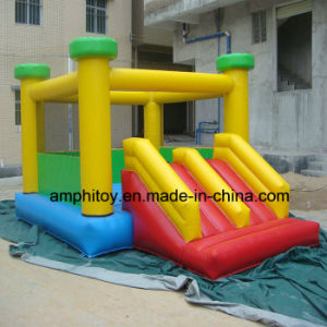 Inflatable Bouncer/Inflatable Bounce House with Slider pictures & photos