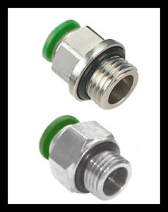 SMC Push in Fitting Coupler Pneumatic Connector pictures & photos