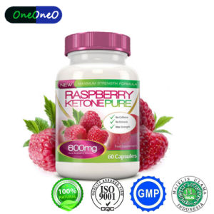 Natural Raspberry Ketone Slimming Capsules Diet Pill Weight Loss pictures & photos