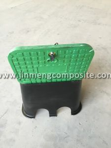Composite Water Meter Box with Hinge and Lock pictures & photos