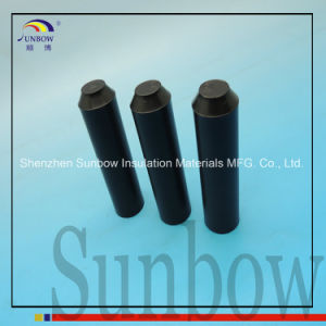 Sunbow 2: 1 Adhesive Lined Heat Shrink End Caps pictures & photos