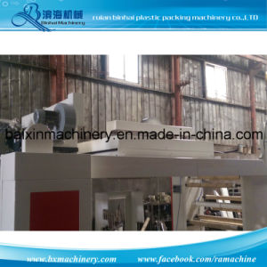 Belt Control Plastic Film Flexo Printing Machine pictures & photos