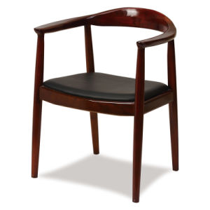 Elegant Hotel Wooden Arm Chair pictures & photos
