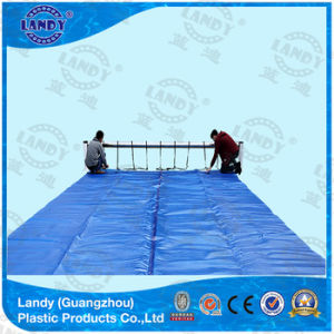 Bubble Anti-UV Swimming Pool Cover pictures & photos