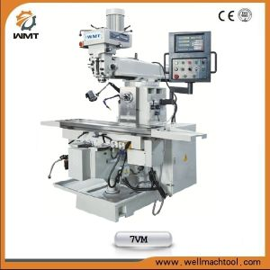 Universal Milling Machine with Ce Approved (Milling machinery 7VM) pictures & photos