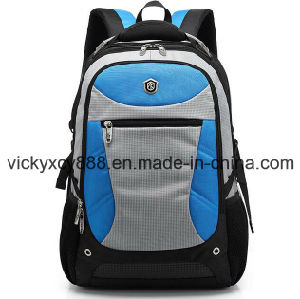 Mixed Color Waterproof Leisure Sports Travel Double Shoulder Backpack (CY3651) pictures & photos
