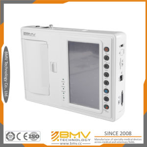 12-Lead Accurate and Stable Diagnostic ECG Machine Bes-607A Medical Product pictures & photos
