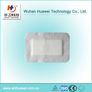 High Quality Medical Hospital Sterile 6*7cm Wound Care Dressing pictures & photos