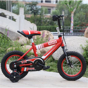 2016 Hot Sale Kid Cycle with Basket and Training Wheel pictures & photos
