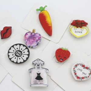 Wholesale China Factory High Quality Custom Enamel Pin Badge pictures & photos