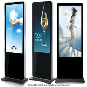 46 Inch Indoor IR Touch All in One PC Kiosk pictures & photos