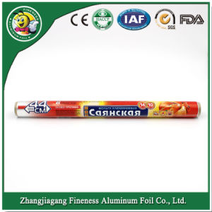 Class Design Low Price Factory Sale Fireproof Aluminum Foil pictures & photos