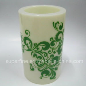 Pillar Flameless Romantic Battery Operated Flameless Brightness LED Candle Light pictures & photos
