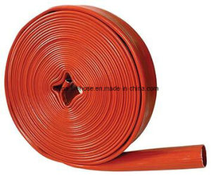 2iuch High Pressure and Strength Nitrile PVC Fire Hose/Lay Flat Hose pictures & photos