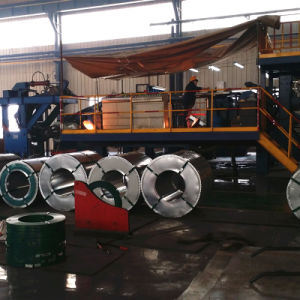 Galvanized, Gi Coils, Steel Coils for Corrugated Roofing Sheet ASTM, pictures & photos