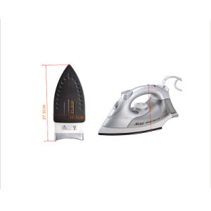 Hotel 1600W Non-Stick Soleplate Dry Steam Iron for Sale pictures & photos