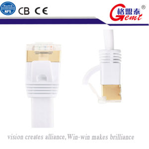 LAN Network Cat7 Gold Plated Shielded RJ45 Connectors pictures & photos