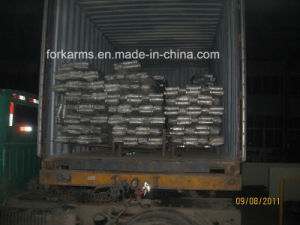 CE Forklift Attachment Close Fork Extension pictures & photos
