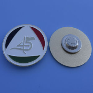Customized 2016 Latest UAE #45 National Day Gifts Round Badges pictures & photos