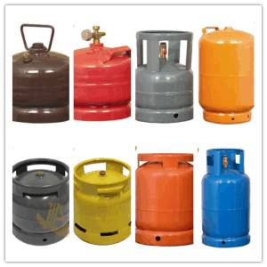 New Style LPG Gas Cylinder for Ghana and Kenya Market pictures & photos
