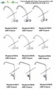615013 South American Market Good Quality ABS Plastic Faucet pictures & photos