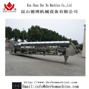 Stainless Steel Slat Chain Cooling Crusher for Powder Coating pictures & photos