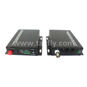 1CH Digital Fiber Optic Video Converter pictures & photos