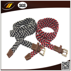 Child Fashion Elastic Belt Braided Stretch Belts pictures & photos