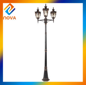 Factory Price Max 100W 3 Head Decorative Street Light pictures & photos