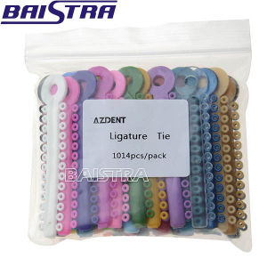 Dental Colorful Ligature Tie with Best Price pictures & photos
