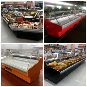 Ce Certification Refrigeration Equipment, Ice Cream Display Chiller pictures & photos