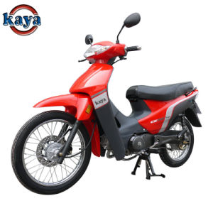 110cc Cub Motorcycle with Spoke Wheel Disc Brake Ky110-3