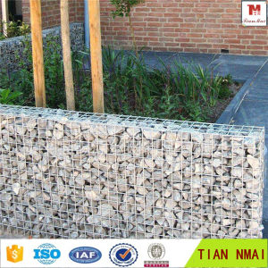 Military Sand Filled Barrier Hesco Container Welded Gabion Box pictures & photos