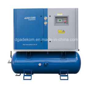 Portable Electric Screw Work Place Air Compressor (KB15-13/500) pictures & photos