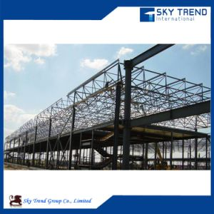 Factory Supply Cheap Steel Structure Workshop pictures & photos