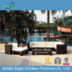 PE Synthetic Rattan & Aluminum Outdoor Furniture pictures & photos