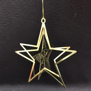 3D Design Metal Crafts/Christmas Decoration