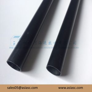 Balcony Black Square and Round Balusters for Outdoor Applications pictures & photos
