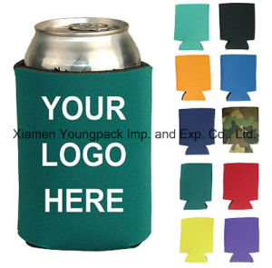 Wholesale Promotional Personalized Custom Printed Insulated Neoprene Beer Stubby Can Cooler Holder pictures & photos