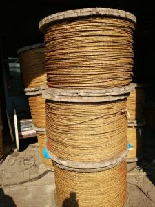 Manila Rope/ Natura/ White High Quality Sisal Rope Packing Rope pictures & photos