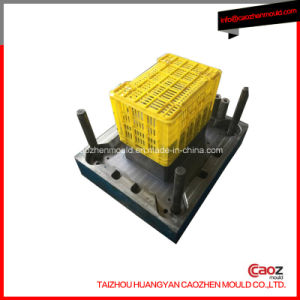 Hot Saling Plastic Crate Mould for Putting Bananas pictures & photos