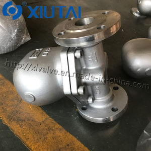 Stainless Steel Ball Float Steam Trap FT44 pictures & photos