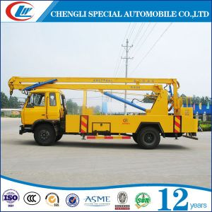 4*2 6 Wheel High Operation Truck for Sale pictures & photos