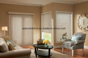 Aluminum Mini Windows Blinds Fashion Basswood Blinds pictures & photos