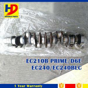 Ec210b Ec240 Ec240blc D6e Crankshaft of Engine Kit pictures & photos