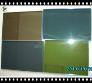 Colored/Tinted and Reflective Tempered Float Glass pictures & photos
