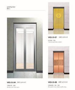 Volkslift Three Side Glass Wall Sightseeing Lift pictures & photos