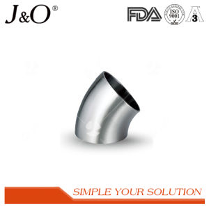 Stainless Steel Sanitary 90d Short Elbow pictures & photos