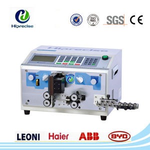 High Speed Wire Cable Processing Machine for Cutting and Stripping
